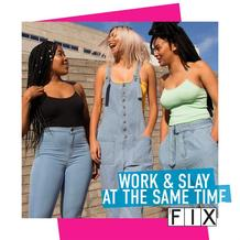 The Fix : Spring Lookbook (25 Sep 2019 - While Stocks Last)