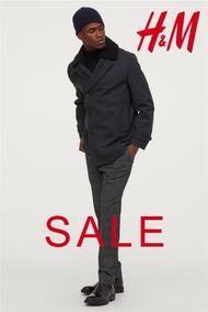 H&M : Sale Men (07 Jan 2020 - While Stocks Last)