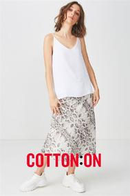 Cotton On : Women's Essentials Lookbook (08 Jan - 10 Feb 2019)