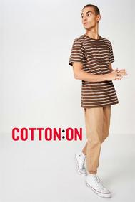 Cotton On : Men's New Season (02 Dec 2019 - While Stocks Last)