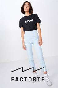 Factorie : Women's Collection (15 Sep 2019 - While Stocks Last)
