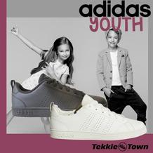 Tekkie Town : Kid's Look Book (22 Mar - 05 May 2019)