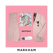 Markham : New Arrivals (24 Sep - 31 Oct 2018)