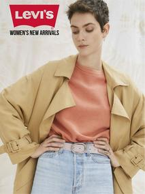Levi's : Women's New Arrivals (Request Valid Date From Retailer)