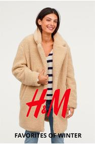 H&M : Favourites Of Winter (26 Nov - 21 Jan 2018)