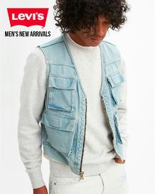 Levi's : Men's New Arrivals (10 June 2020 - While Stocks Last)
