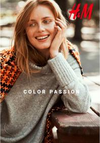 H&M : Color Passion (15 Jan - 11 Mar 2018), page 1