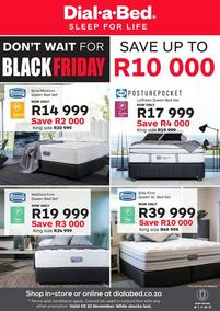 Dial-A-Bed (05 Nov - 22 Nov 2018 While Stock Last)