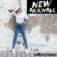 Tekkie Town : New Arrivals (22 Mar - 12 May 2019)