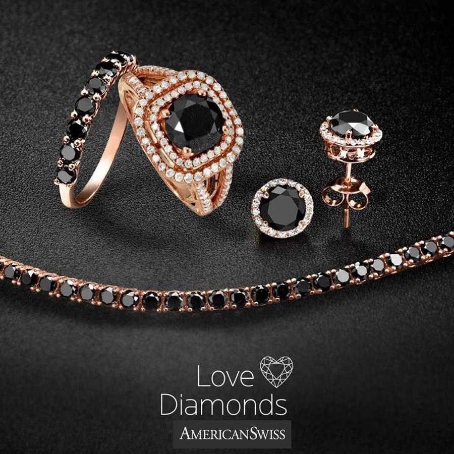 American Swiss Love Diamonds 16 Jan 11 Feb 2018 M