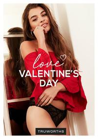 Truworths : Valentine's Day (01 Feb - 01 Mar 2018), page 1