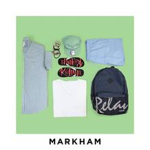 Markham : Summer Lookbook (02 Nov - 21 Mar 2019)