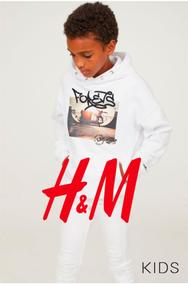 H&M : Kids (24 Sep - 25 Nov 2018)