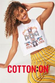 Cotton On : Women's New Arrivals (28 Dec - 27 Jan 2019)
