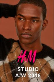 H&M : Men Studio A:W (07 Sep - 18 Nov 2018)