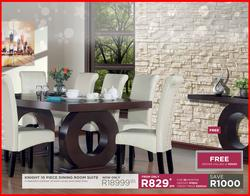 Special Knight 10 Piece Dining Room Suite — www.guzzle.co.za