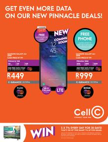 Cell C (1 June - 15 July 2018)