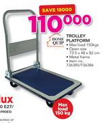 Special Home Quip Trolley Platform — www guzzle co za