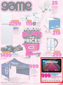 Game : Nobody Beats Our Prices (8 Mar - 21 Mar 2017), page 1