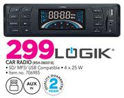 Special Logik Car Radio Rsh 080018 Www Guzzle Co Za