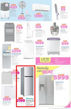Special Hisense 321Ltr Double Door Fridge RD-43W — www