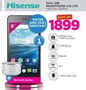 Special Hisense Dual Sim Smartphone C30 Lite With Plus