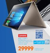 Lenovo Intel Corei7 Notebook (Yoga 910)