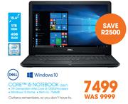 Dell Core TM i5 Notebook