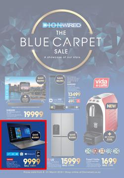 Dion Wired : The Blue Carpet Sale (8 March - 21 March 2018), page 1