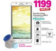 Special Hisense Dual Sim Infinity Smartphone U989 S +