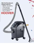 Hoover Wet And Dry Vacuum Cleaner HWD-10