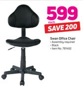 Swan Office Chair-Each