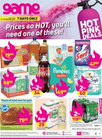 Game Cape Food : Hot Pink Deals (16 Jan - 22 Jan 2019)