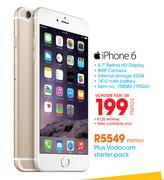 Apple iPhone 6-On uChoose Flexi 120