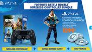 PS4 Fortnite Wireless Controller Bundle-Each