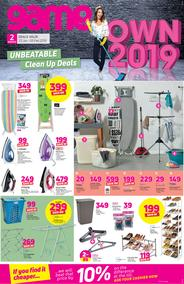 Game Laundry : Own 2019 (23 Jan - 5 Feb 2019)