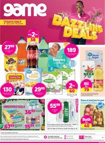 Game Cape Town Catalogue