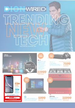 Dion Wired : Trending New Tech (10 Apr - 23 Apr 2019), page 1