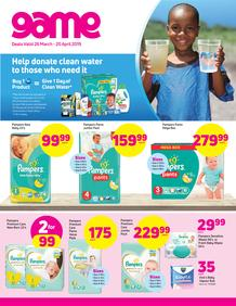 Game : P&G Leaflet (26 Mar - 20 Apr 2019)