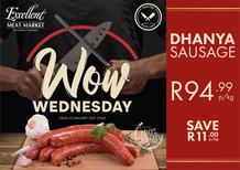 Excellent Meat Market : Specials (27 January 2021 Only!)
