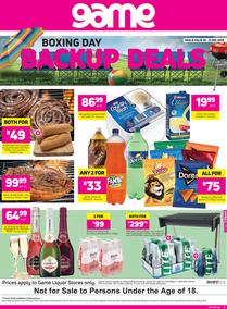 Game Cape Food : Boxing Day Backup Deals (26 Dec 2019 - 31 Dec 2019)