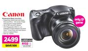 Canon Powershot (Black) SX420IS