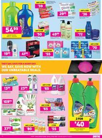 Game Western Cape Food : Simply Save (26 August - 8 September 2020)