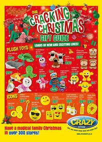 The Crazy Store : Cracking Christmas Gift Guide (01 Nov - 24 Dec 2017), page 1