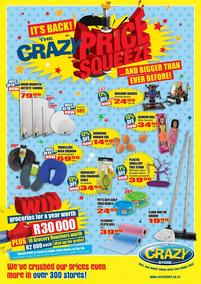 The Crazy Store : Price Squeeze (23 Feb - 25 Mar 2018), page 1
