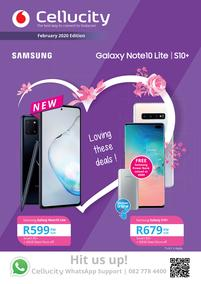 Cellucity : Loving These Deals (7 Feb - 4 Mar 2020)
