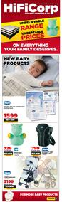 HiFi Corp : Shop Our Wide Range Of Baby Goods And Bed Sets (06 July - 09 July 2020)