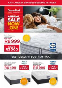 Dial-A-Bed : Annual Sale On Now (15 July - 31 July 2020)