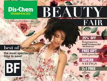 Dis-Chem : Beauty Fair (19 February - 14 March 2021)