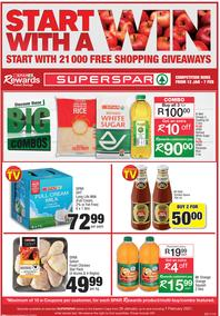SUPERSPAR EASTERN CAPE (26 January - 7 February 2021)